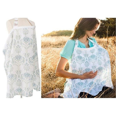 Breathable Nursing Cover - Available in 6 styles