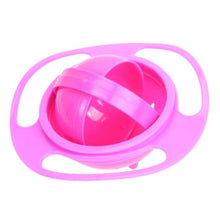 360 degree Spill Proof Baby Bowl - Available in 3 colours
