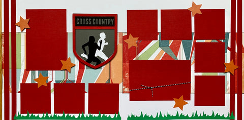 Premade Layout - Cross Country