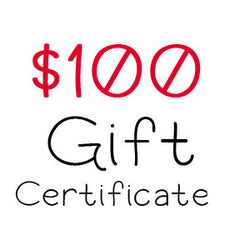 $100 Gift Certificate to My Scrapbook Zone