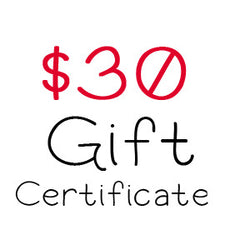 $30 Gift Certificate to My Scrapbook Zone