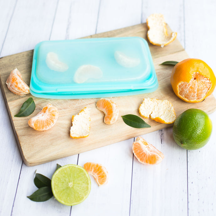 Reusable Silicone Storage Bag - Snack Size