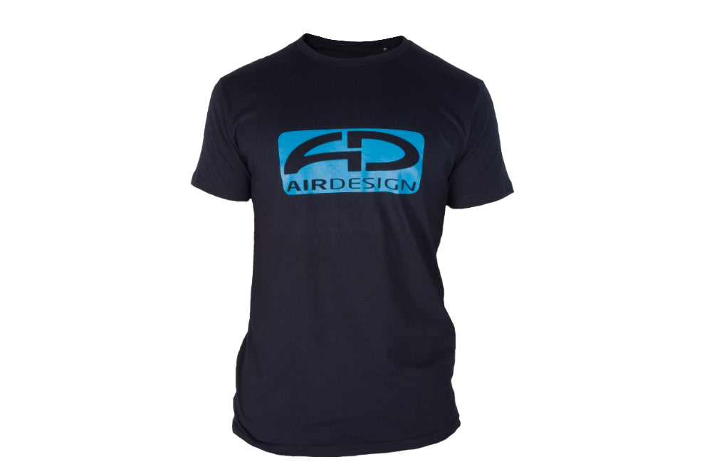 Air Design T-shirt Bue