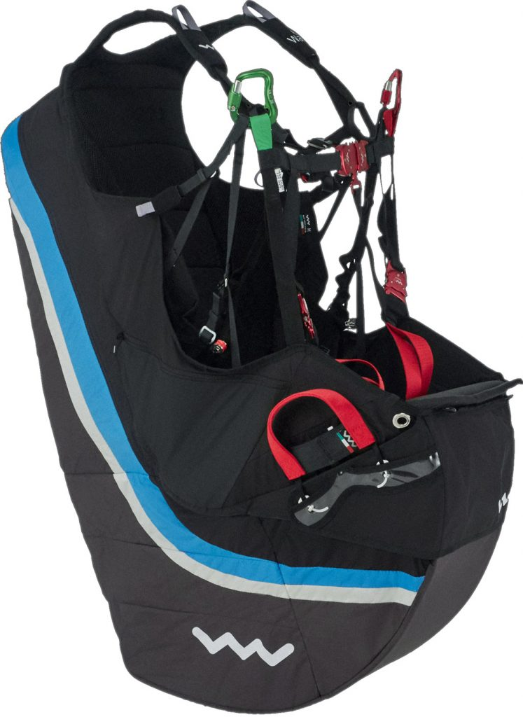 WANI 2 Hike and Fly reversible Harness