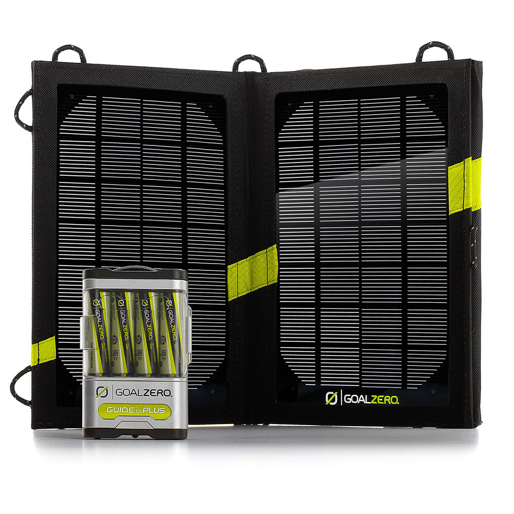 GoalZero Solar Guide 10 Plus