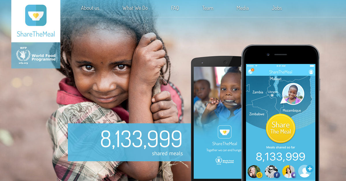 ShareTheMeal Initiative