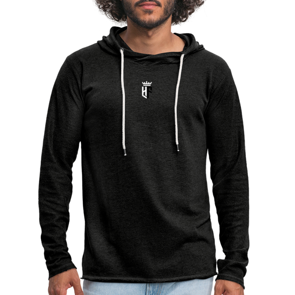 HF Vintage Hoody (Mens) - charcoal gray