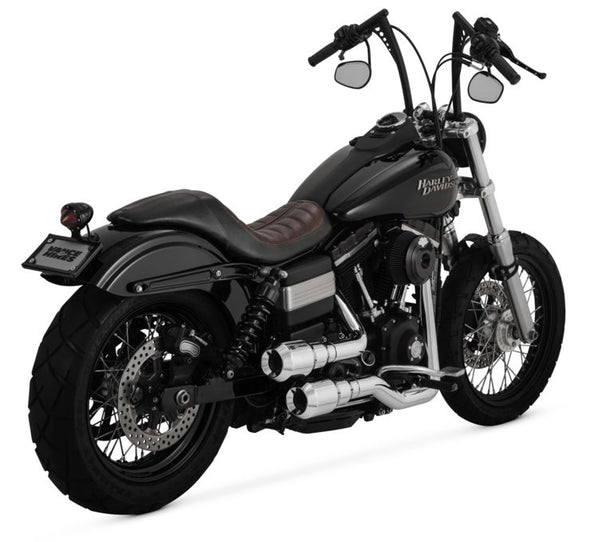 VANCE AND HINES HI-OUTPUT GRENADES 2-INTO-2 FOR DYNA