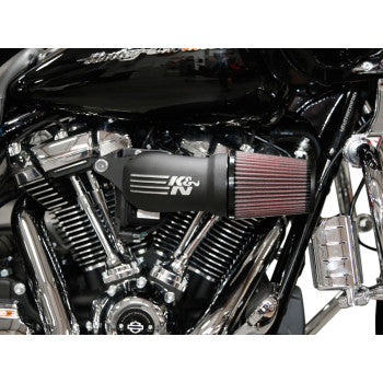 K&N Exempt Aircharger & Performance Intake System (2017-2020 TOURING)