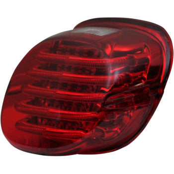 Custom Dynamics ProBEAM® Low-Profile LED Taillight Kit — with Top Tag Light