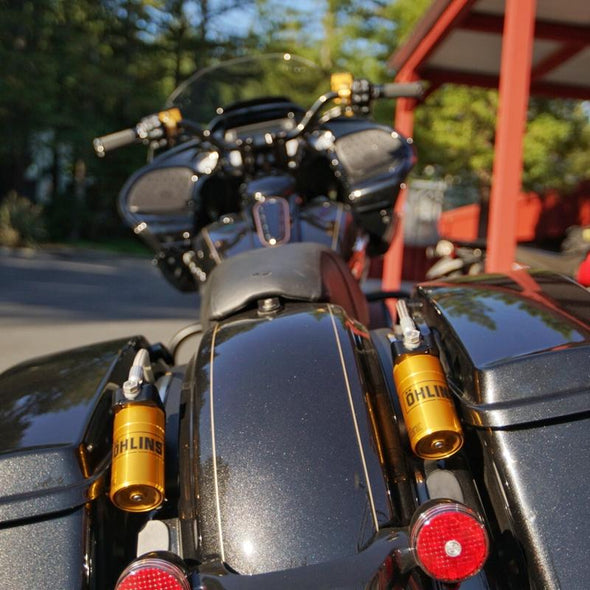 REMOTE RESERVOIR MOUNTS - TOURING