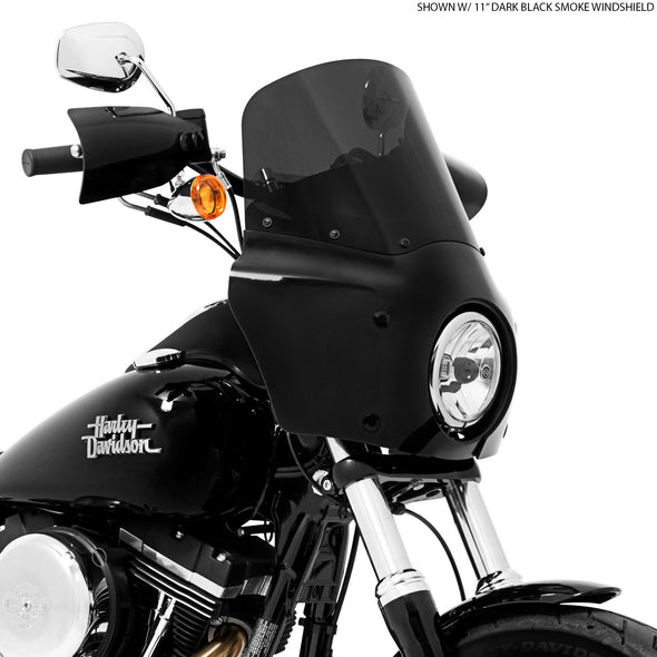 06-17 FXDB ROAD WARRIOR FAIRING (COMPLETE PACKAGE) -DYNA STREET BOB-