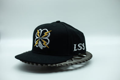 Lucky Speed: Golden Bolts Snap back