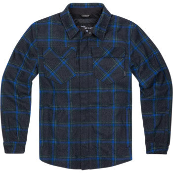 ICON Upstate™ Riding Flannel Shirt