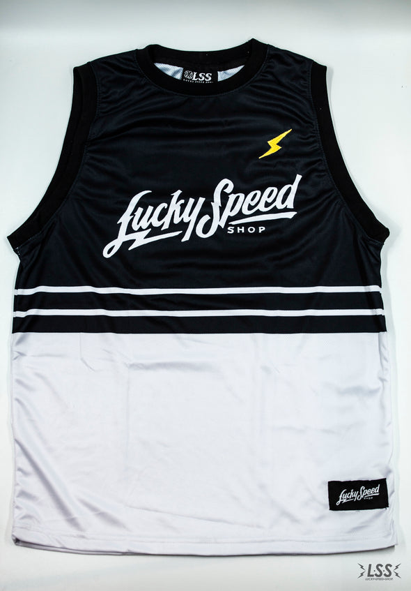 Lucky Speed Riding Jersey: BWG Baller