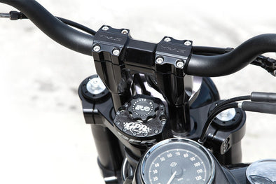 KRAUS MX HANDLEBAR PACKAGE FOR DYNA/M8 SOFTAILS