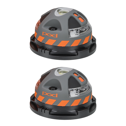HAZARD POD LIGHTS (2-PACK)