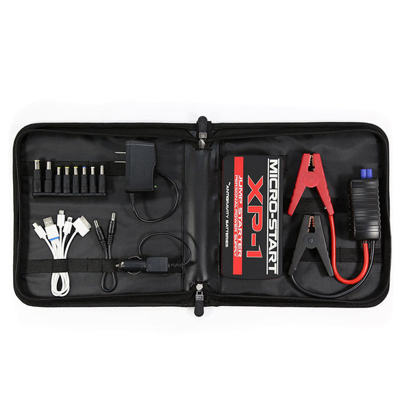 Micro-Start XP-1 Jump Starter/Personal Power Supply (UP TO 6.0L V8 GAS ENGINE)