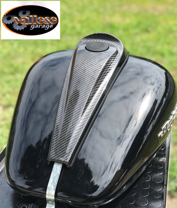 FULL CARBON DASH COVER TOURING 08-UP (EXCEPT ROAD KING)