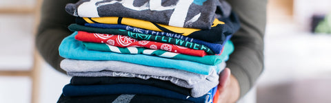 t-shirts for t-shirt quilt