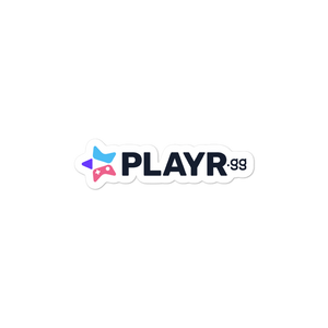 PLAYR.gg Stickers