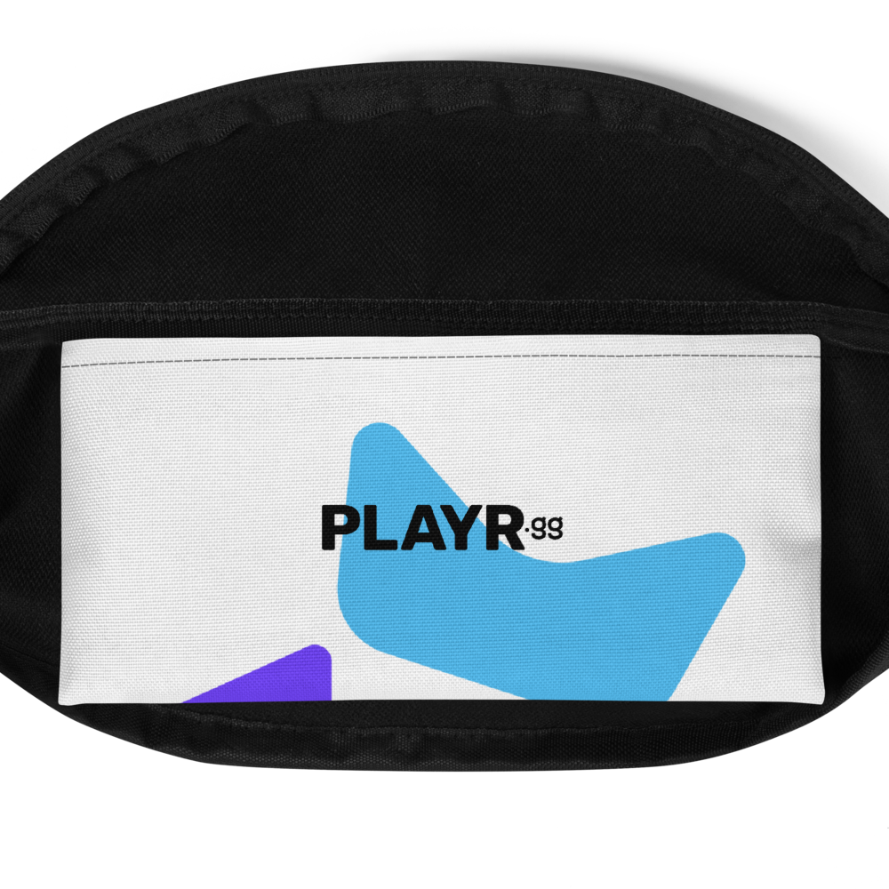 PLAYR.gg Fanny Pack