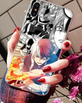 Fire & Ice - Phone Case