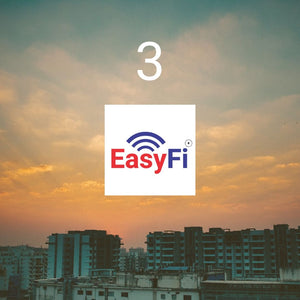 Host 3Z, EasyFi WIFI 150 Users