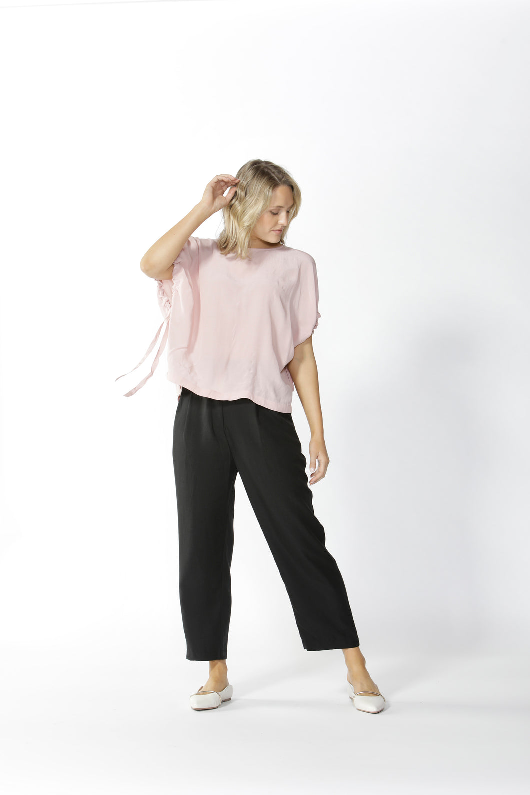 Salisbury Pleated Pant