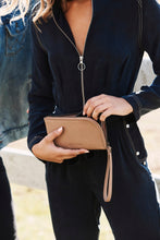 Load image into Gallery viewer, Stitch & Hide Zoe Clutch - Classic - Latte - The Corner Store Yamba