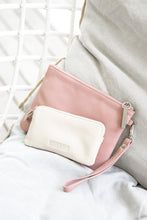 Load image into Gallery viewer, Stitch & Hide - Cassie Clutch - Dusty Rose - The Corner Store Yamba