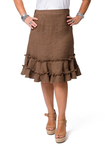 Parma Skirt - Earth