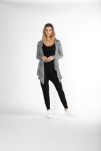 Load image into Gallery viewer, BETTY BASICS TUNIC MELBOURNE CARDIGAN