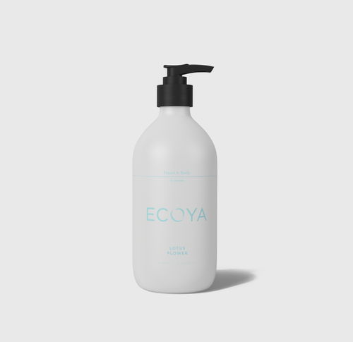 ECOYA Lotus Flower Hand and Body Lotion