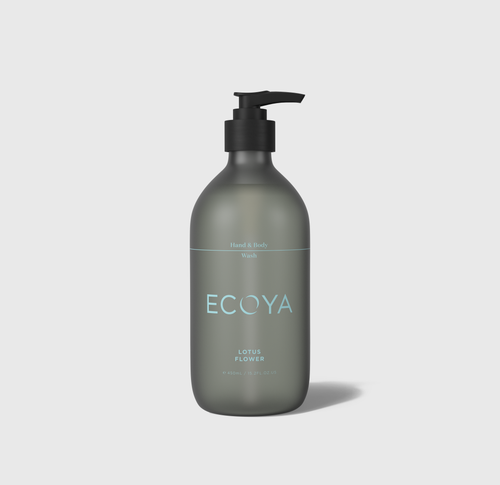 ECOYA LOTUS FLOWER HAND AND BODY WASH