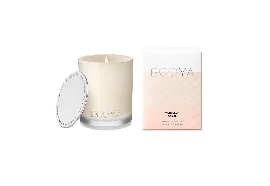 ECOYA Vanilla Bean Mini Madison Jar