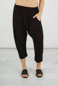 Humidity Lifestyle Chios Pant | Black
