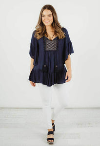 Humidity Lifestyle Marrakesh Blouse
