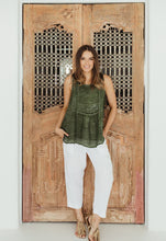 Load image into Gallery viewer, Tilly Top | khaki