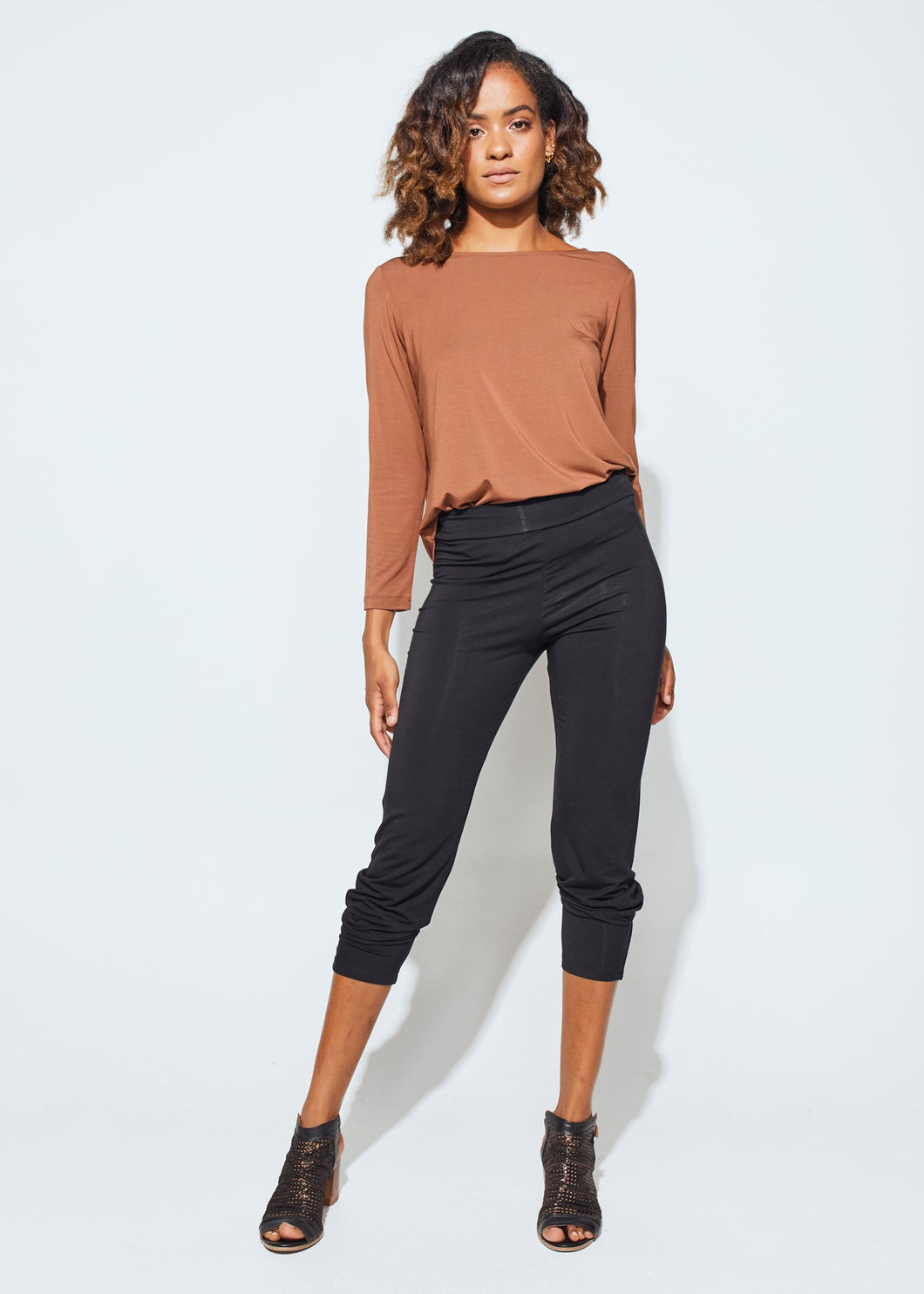 Lou Lou Australia The Keys Pant BLACK