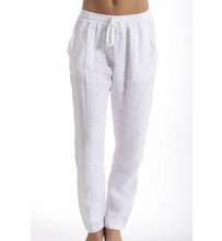 Load image into Gallery viewer, Italian Linen Rome Pant