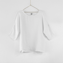 Load image into Gallery viewer, Italian Linen Florence Top