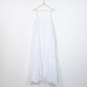 Montaigne Paris Italian Linen Sophia Dress