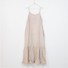 Load image into Gallery viewer, Montaigne Paris Italian Linen Sophia Dress