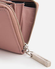 Load image into Gallery viewer, Stitch & Hide - Christina Wallet - Dusty rose - The corner Store Yamba