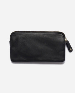 Stitch & Hide - Lucy Pouch - Black - The Corner Store Yamba