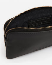 Load image into Gallery viewer, Stitch & Hide - Lucy Pouch - Black - The Corner Store Yamba