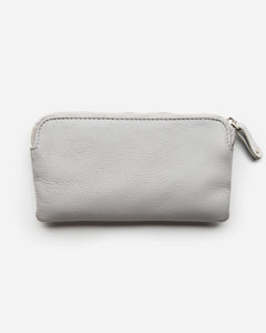 Stitch & Hide - Lucy Pouch - Misty Grey - The Corner Store Yamba
