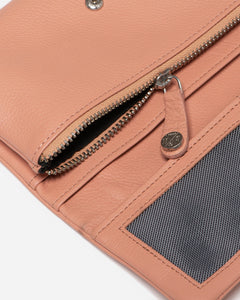 Paiget Wallet - Coral