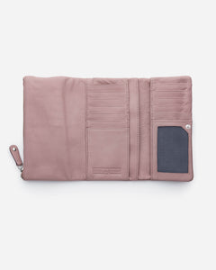 Paiget Wallet - Dusty rose